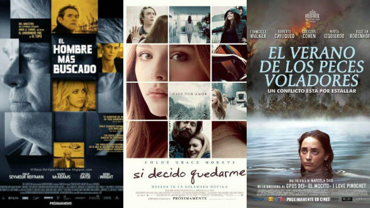 Cartelera: Las películas que se estrenan este 28 de agosto