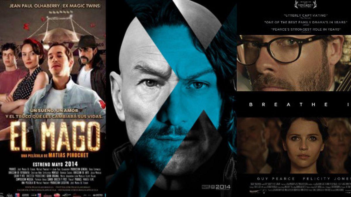 Estos son los estrenos de cine de este 22 de mayo