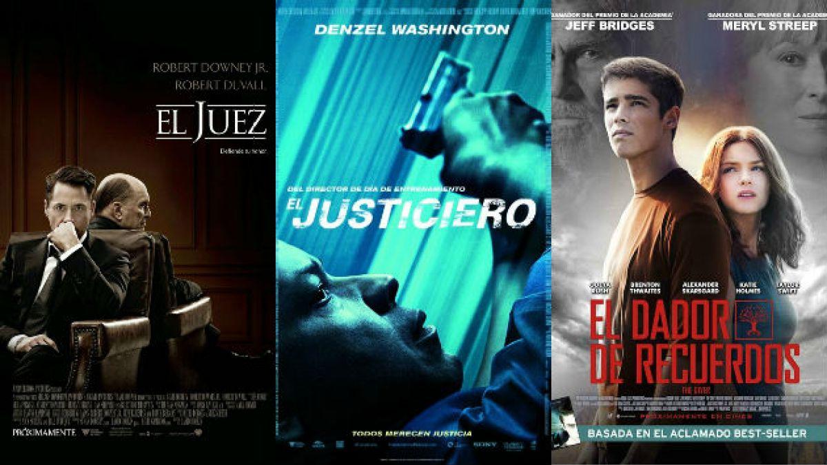 Cartelera: Las películas que se estrenan este 9 de octubre