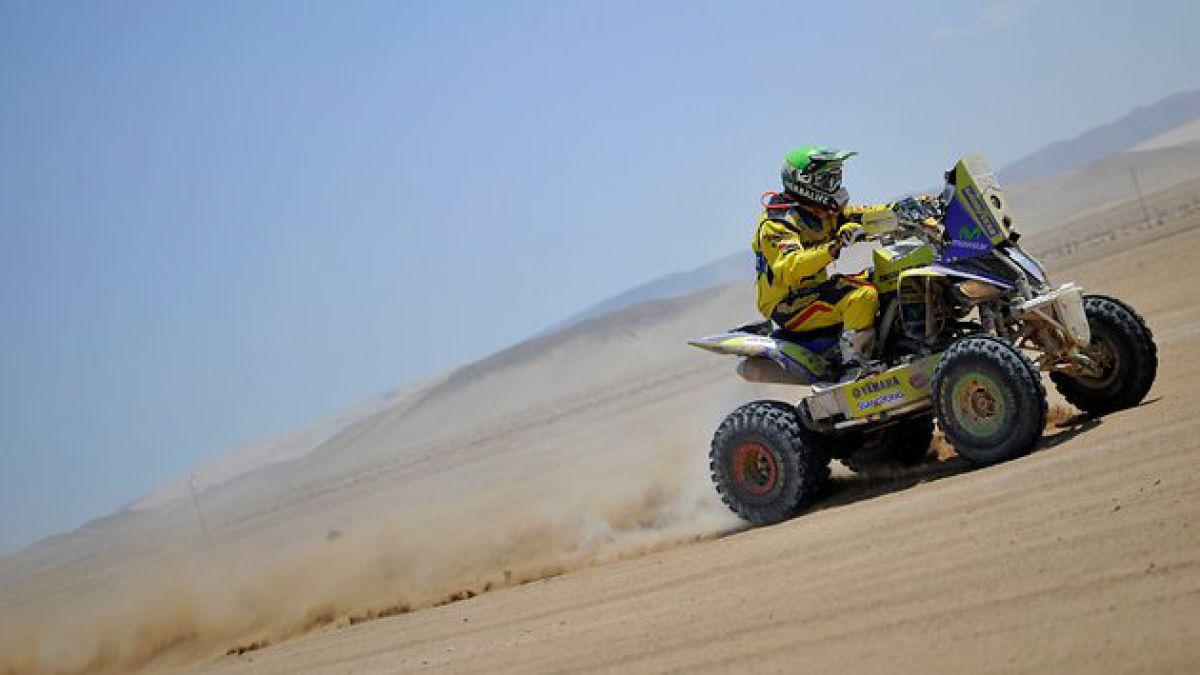 Ignacio Casale gana y obtiene triunfo histórico en el Dakar