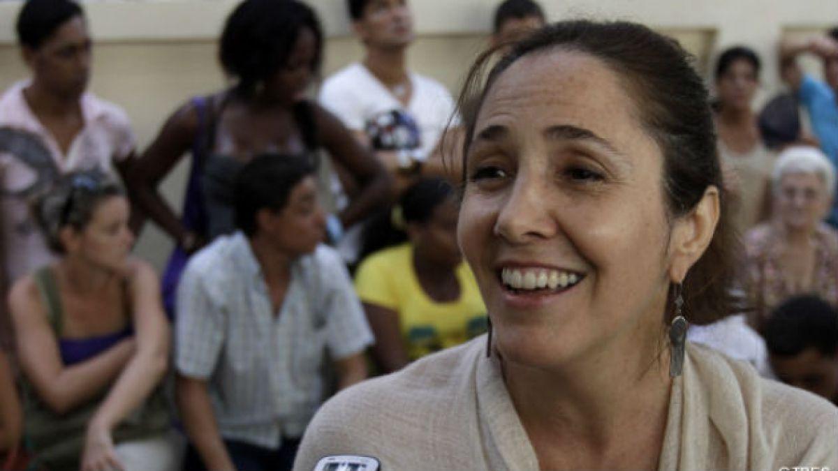 Mariela Castro desmiente que haya ido en avión argelino siniestrado Estoy vivita y coleando