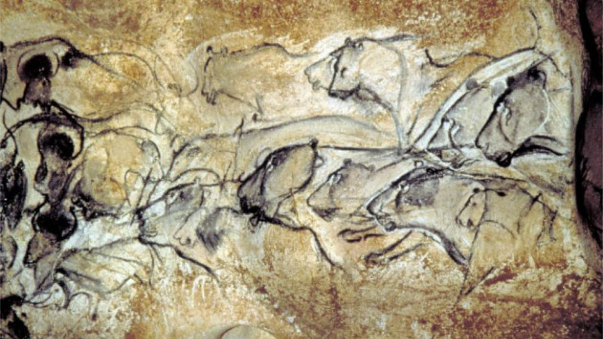 Cueva de Chauvet fue declarada Patrimonio de la Humanidad