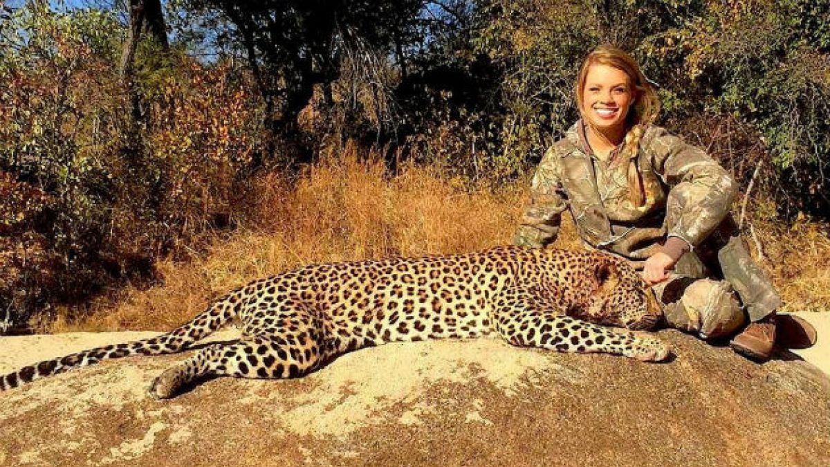 Las razones de por qué Facebook borró las fotos de polémica joven cazadora