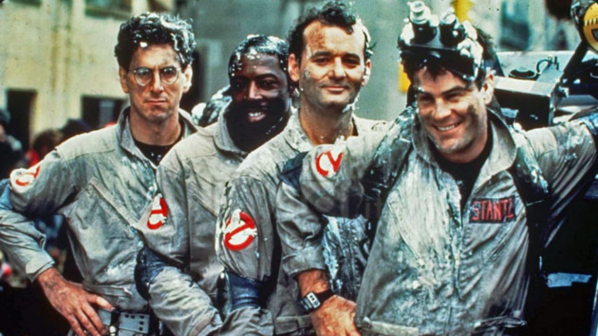 Así están los protagonistas de Los Cazafantasmas a 30 años de su estreno