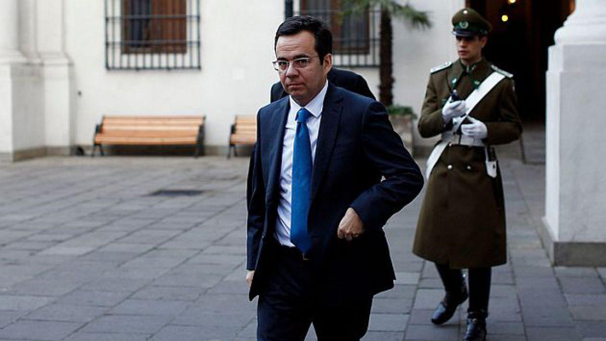 Ministro Céspedes dice que IPC de junio muestra que alza de la inflación fue transitoria