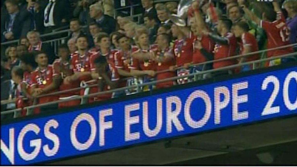 Champions League: Bayern Munich se corona campeón