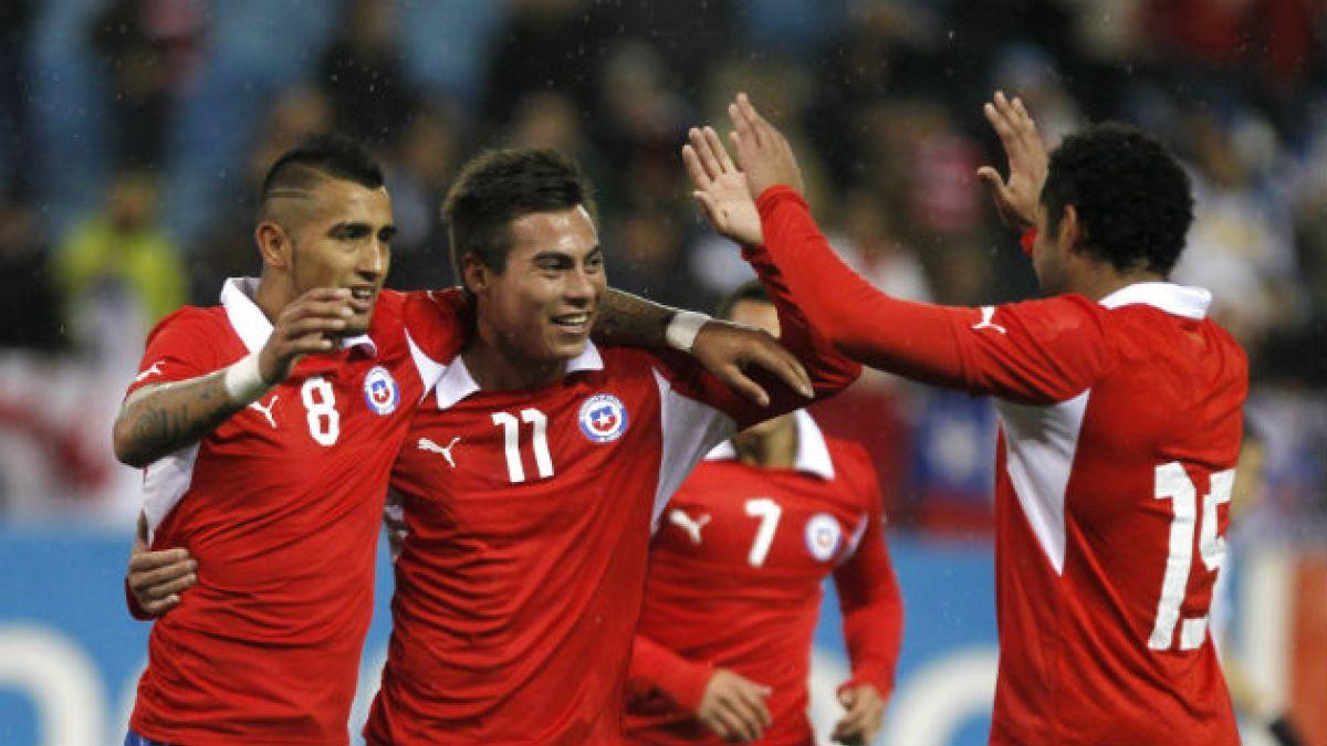 ¿Cómo está jugando la Selección? Califica el desempeño de Chile ante Australia