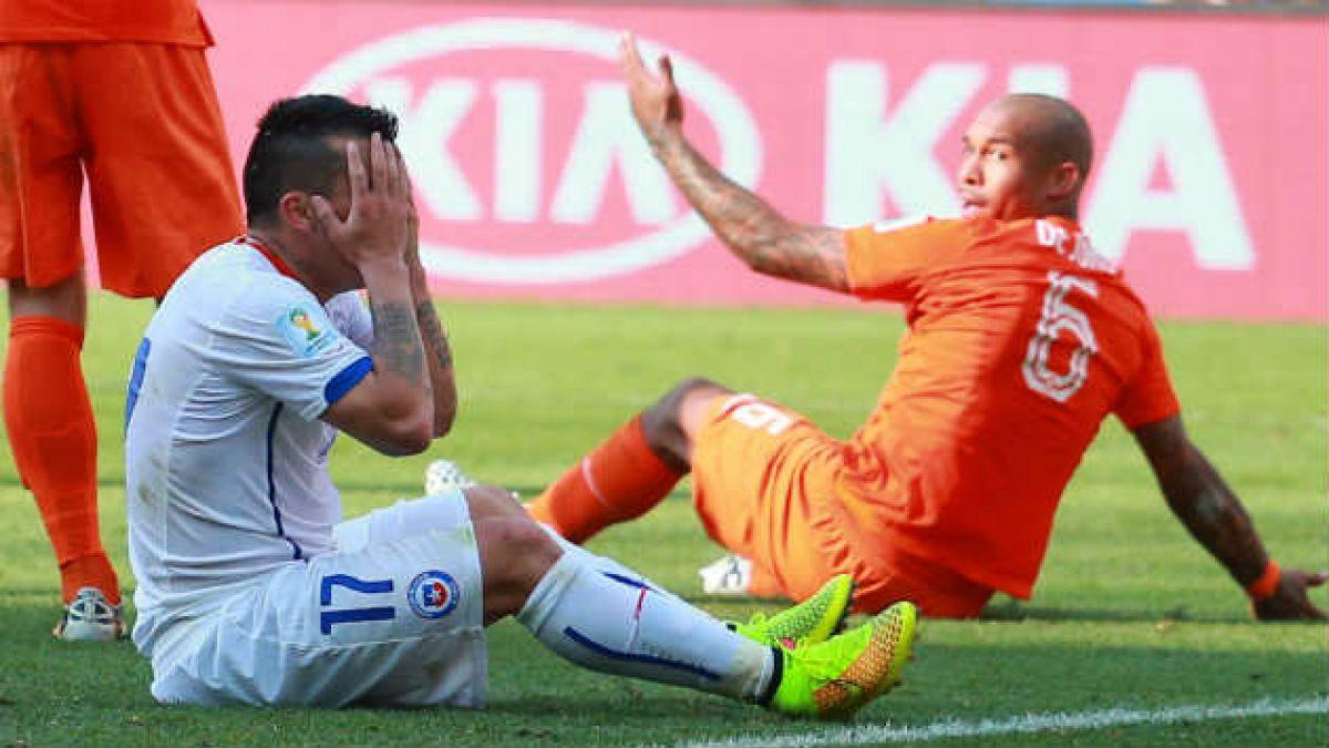 Las razones detrás de la derrota de Chile ante Holanda