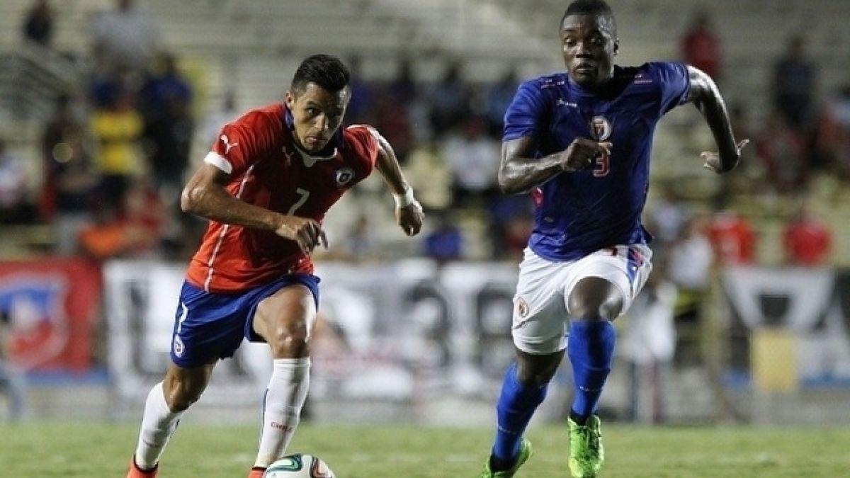 ANFP cambia recinto de duelo amistoso entre Chile y Bolivia