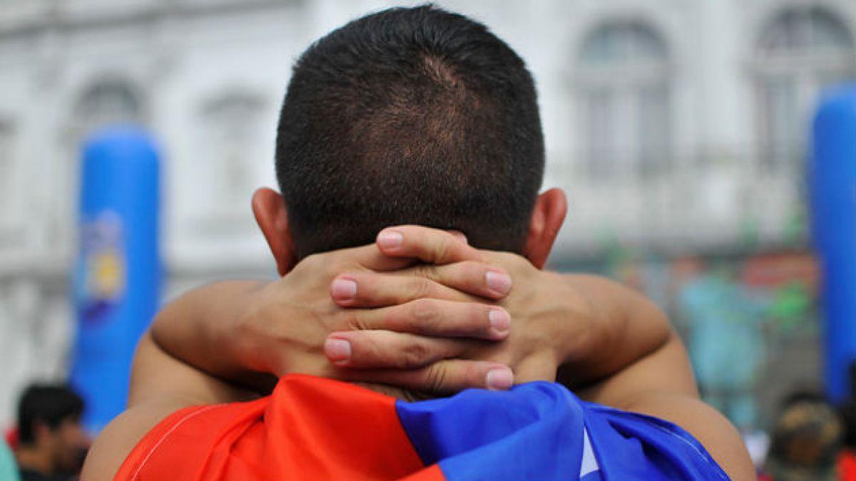Selección chilena repite el mismo rendimiento que en Sudáfrica 2010 y Chile 1962