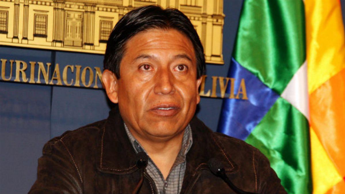 Canciller boliviano dice que demanda de Bolivia no tiene relación con el Tratado de 1904