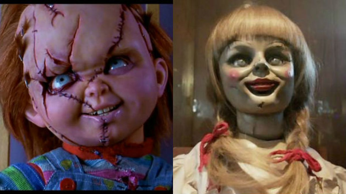 ¿Chucky y Annabelle unidos? Creador del muñeco diabólico quiere realizar película conjunta