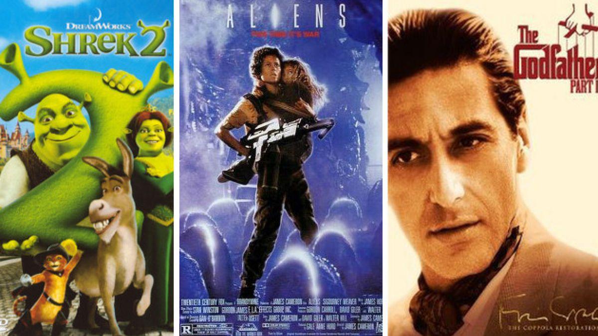 Las 10 mejores secuelas en el cine