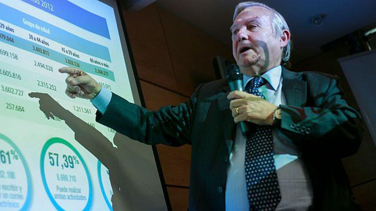 Ex director del INE: La auditoría que descartó el Censo 2012 es sesgada y contiene deficiencias téc