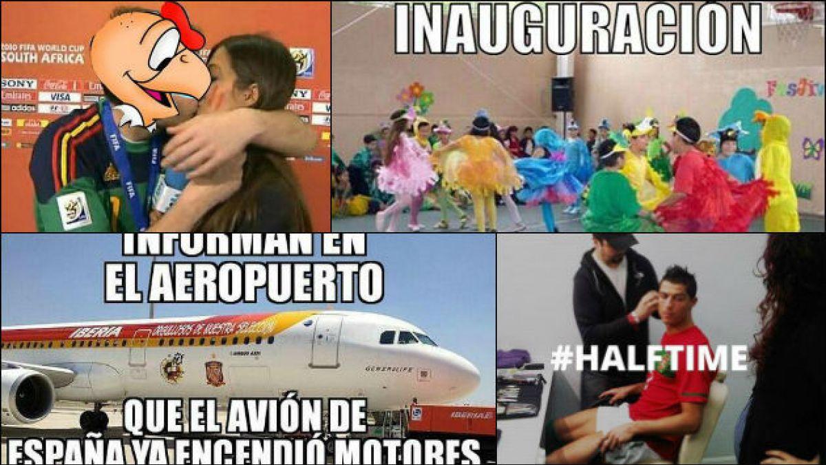 El Mundial de Brasil 2014 en 20 memes