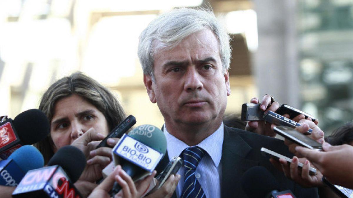 Caso Cascadas: Coloma asegura que no hubo vinculación a sociedades de Sebastián Piñera en el esquema
