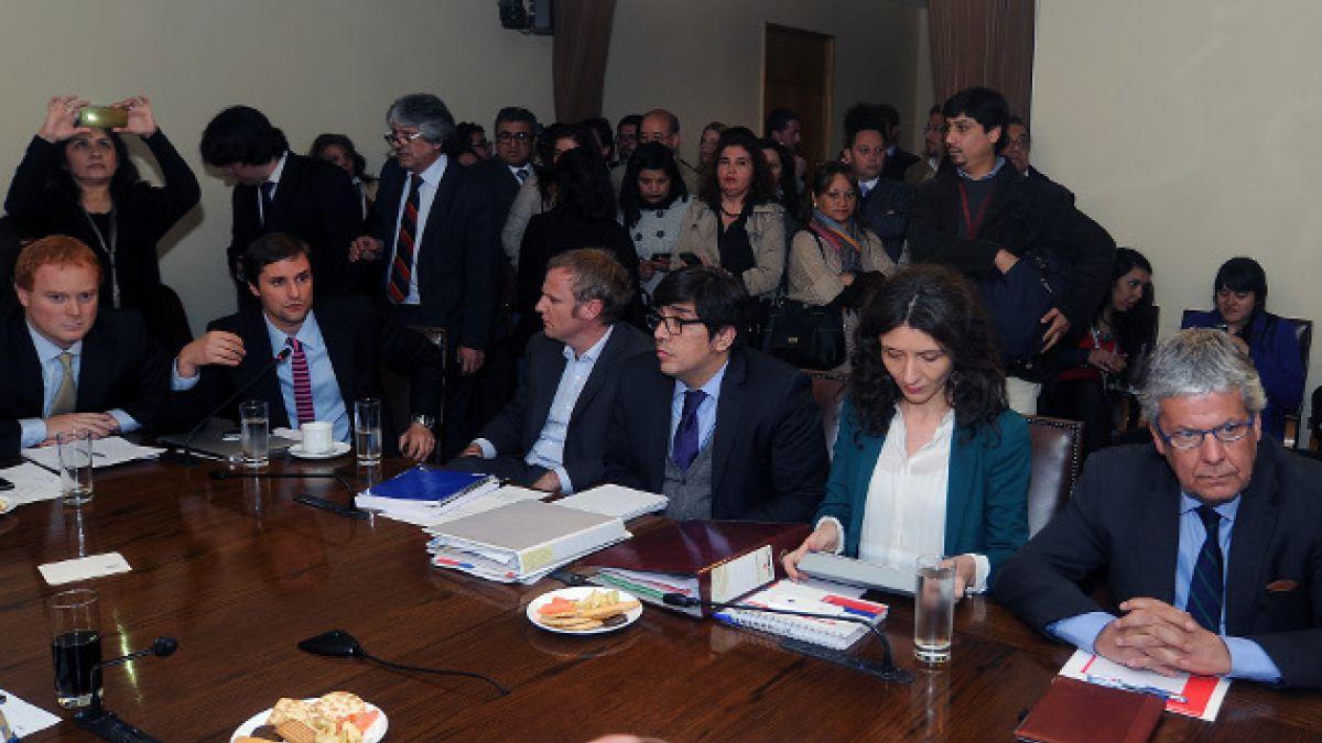 Comisión de educación aprueba idea de legislar proyecto que pone fin al lucro, copago y selección