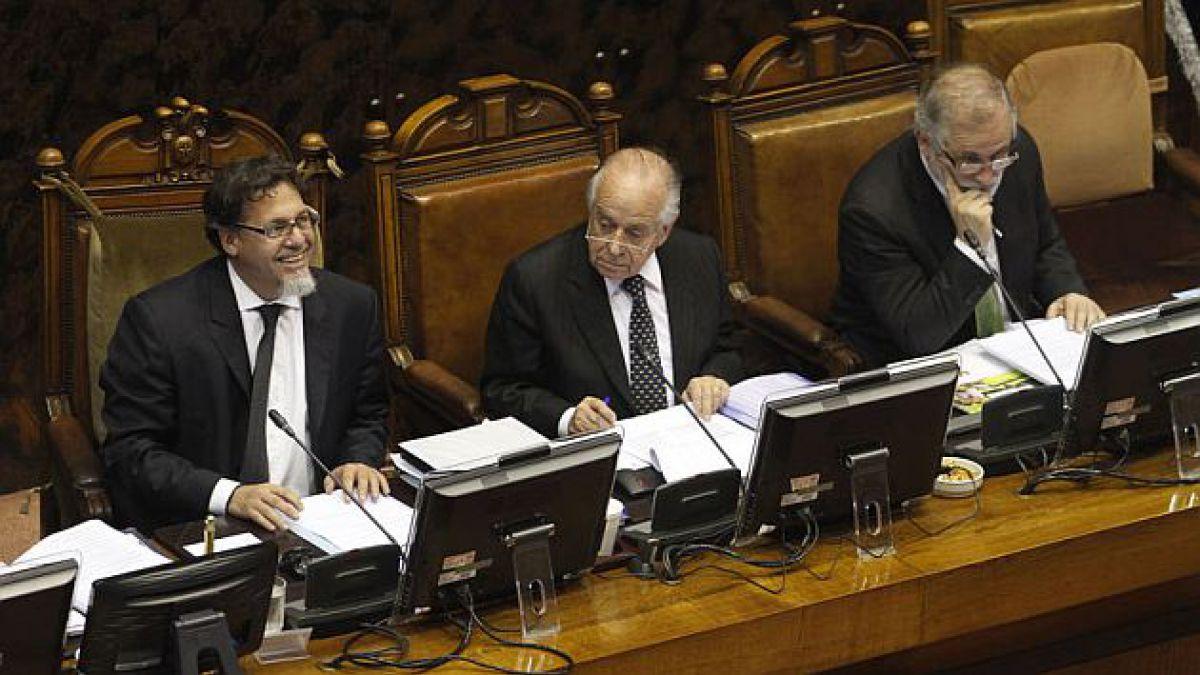 Reforma tributaria: Comisión de Hacienda del Senado aprueba en general el proyecto tras acuerdo tran