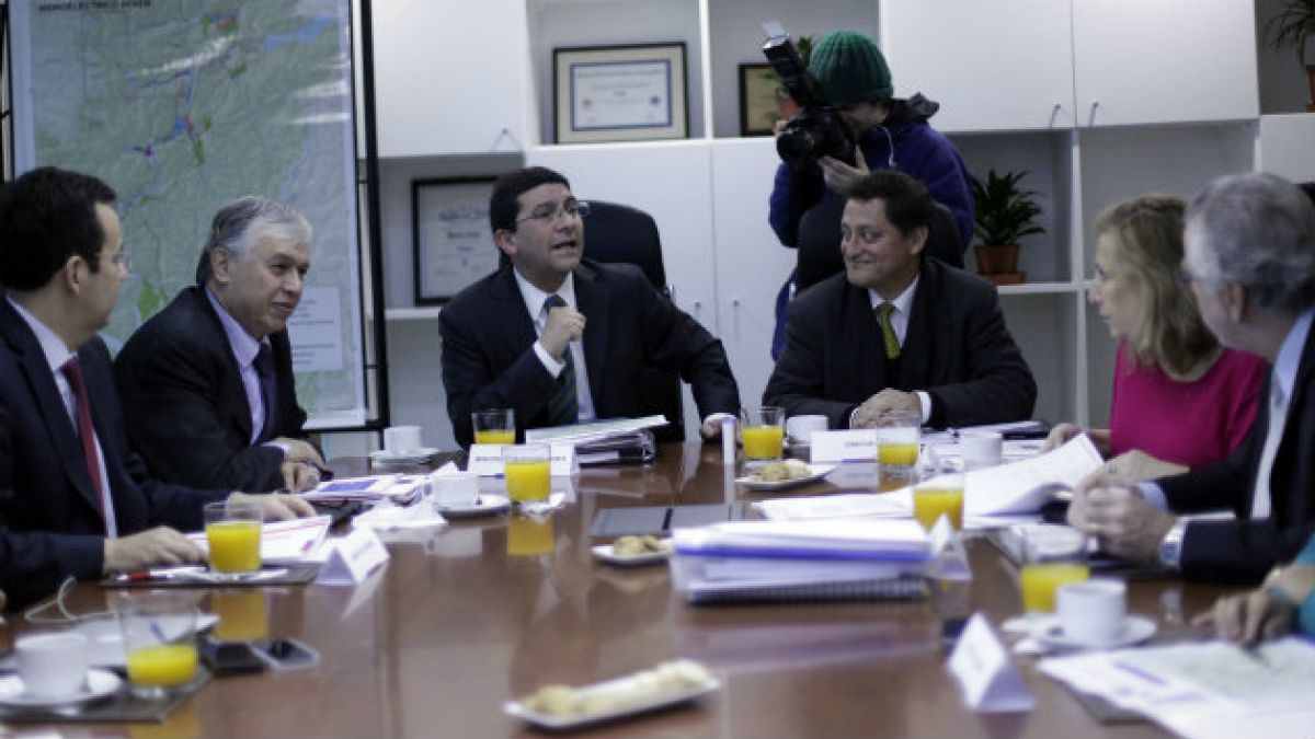 Encuesta Plaza Pública: 63% aprueba rechazo a HidroAysén
