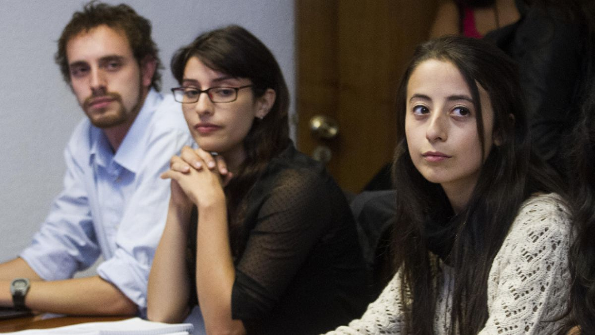Dirigentes estudiantiles afirman que gobierno retirará proyecto de Carrera Docente