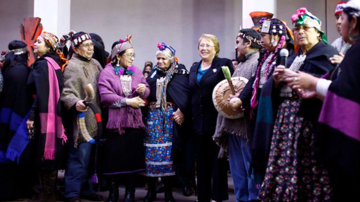 Gobierno alista consulta indígena y diputado RN critica propuesta de senadores por la Araucanía