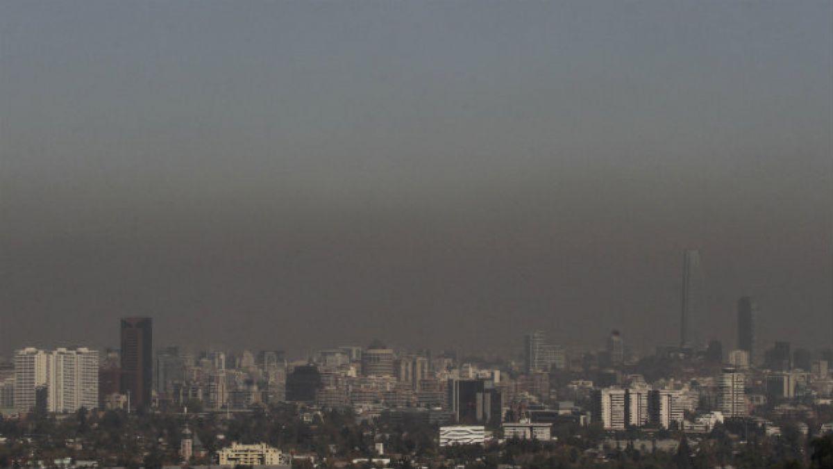 Contaminación ambiental en Chile causa más de 4 mil muertes prematuras por enfermedades cardiopulmon