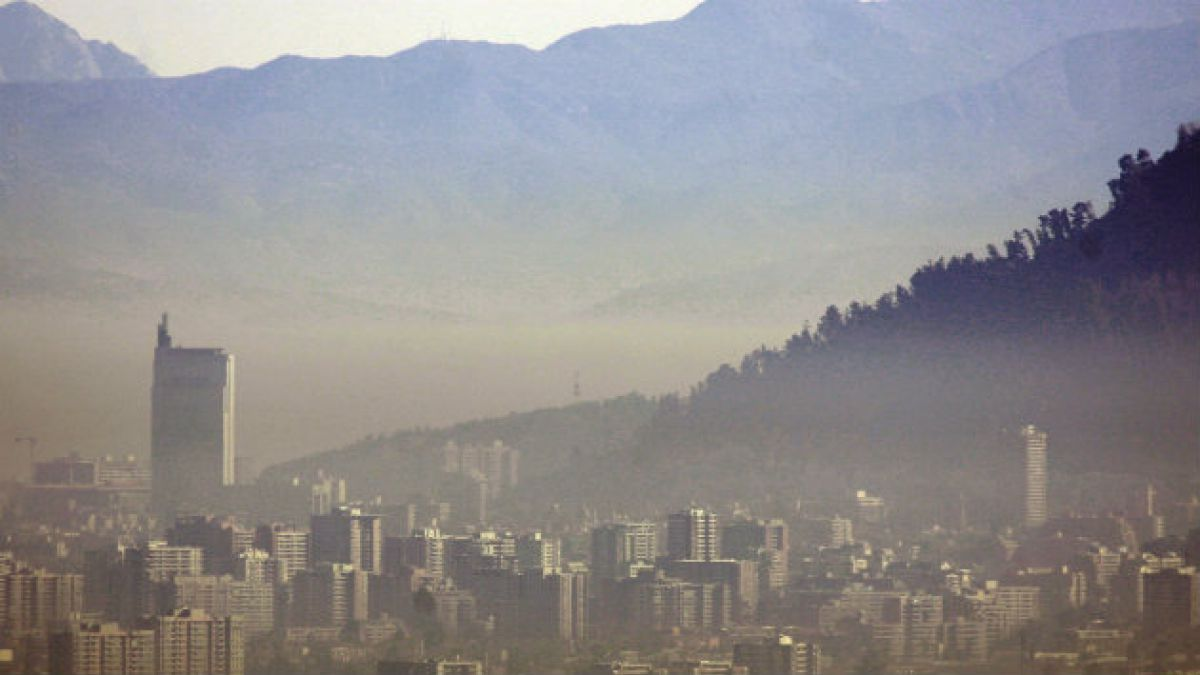 Uso de leña en Provincia de Santiago: Las Condes es la comuna que más consume y la tercera que más c