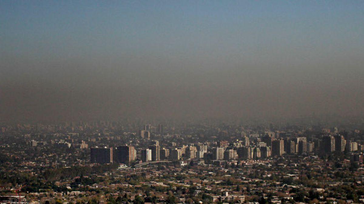 Levantan Alerta Ambiental en la Región Metropolitana