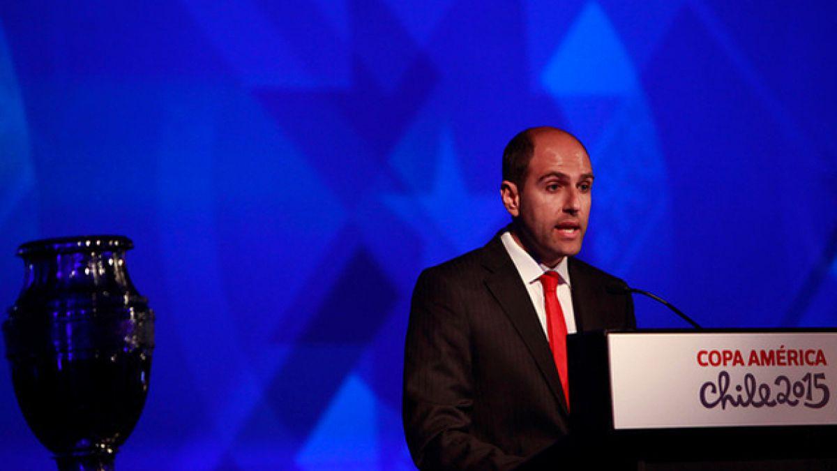 Estadio Seguro aclara que organización de la Copa América 2015 no está en peligro