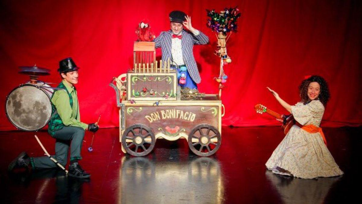 Cuatro obras de teatro que los niños podrán ver por $1.000