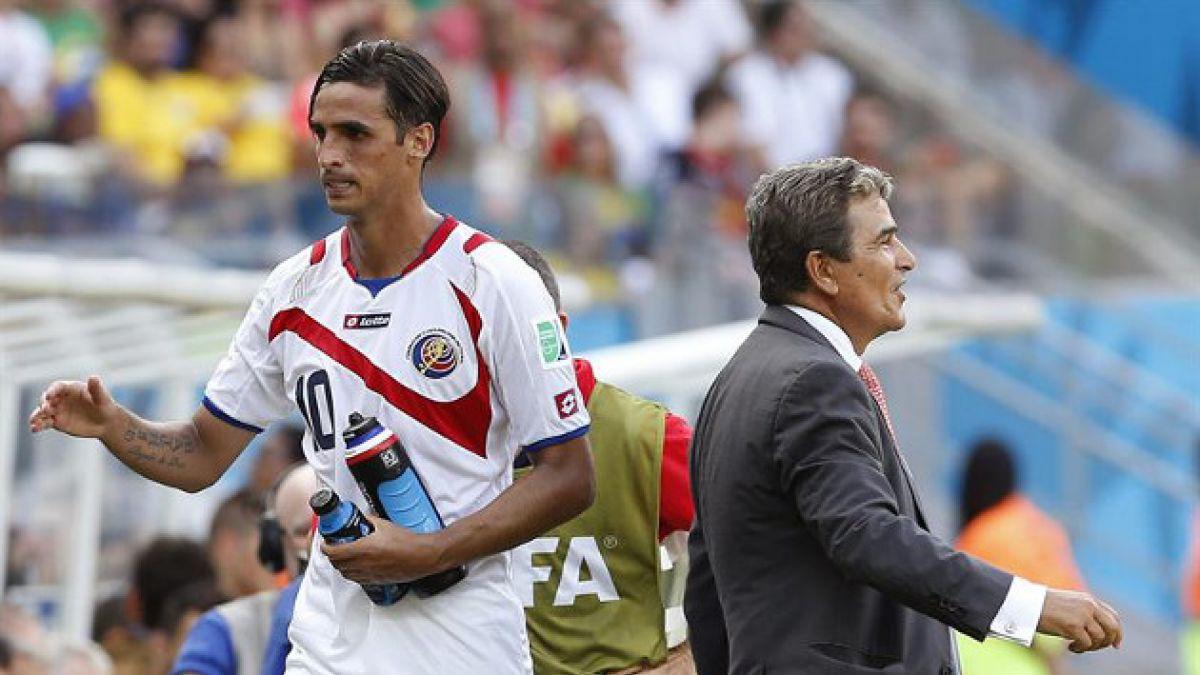 Ni la FIFA cree en Costa Rica: ordena control de doping para siete de sus jugadores