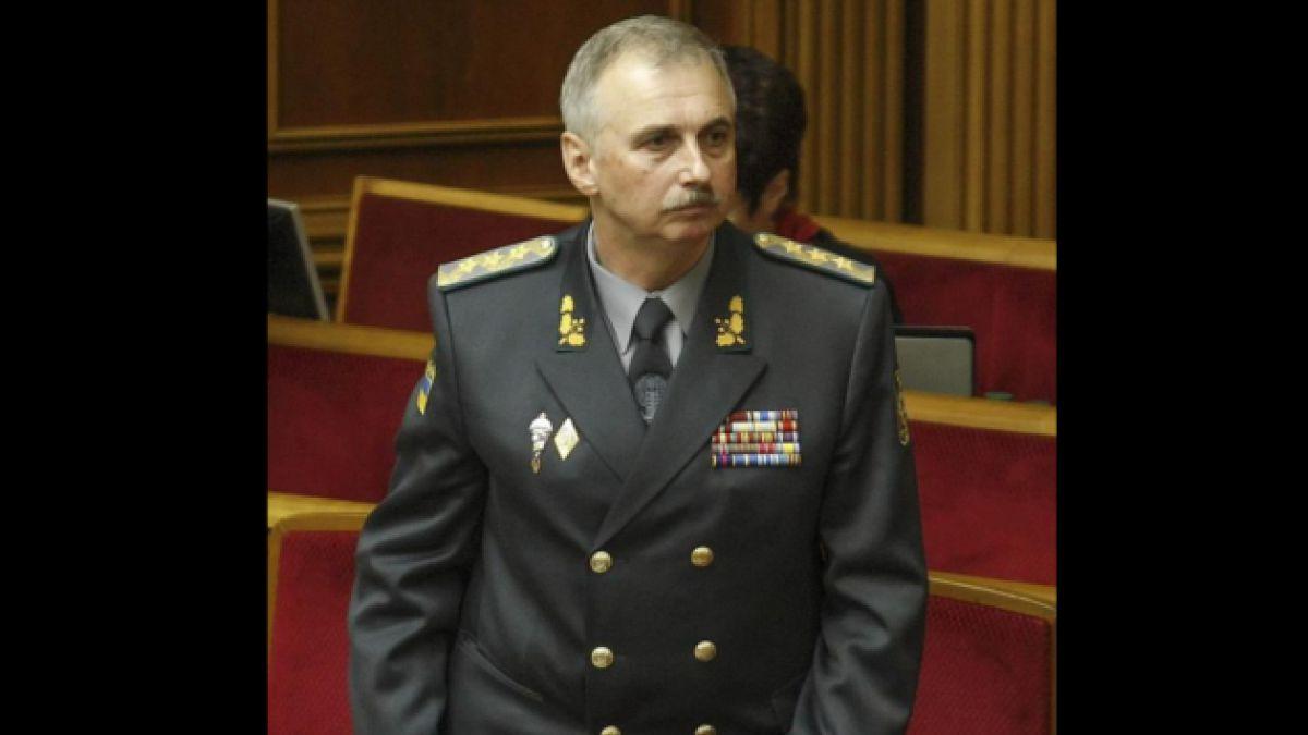 Designan a nuevo ministro de Defensa de Ucrania