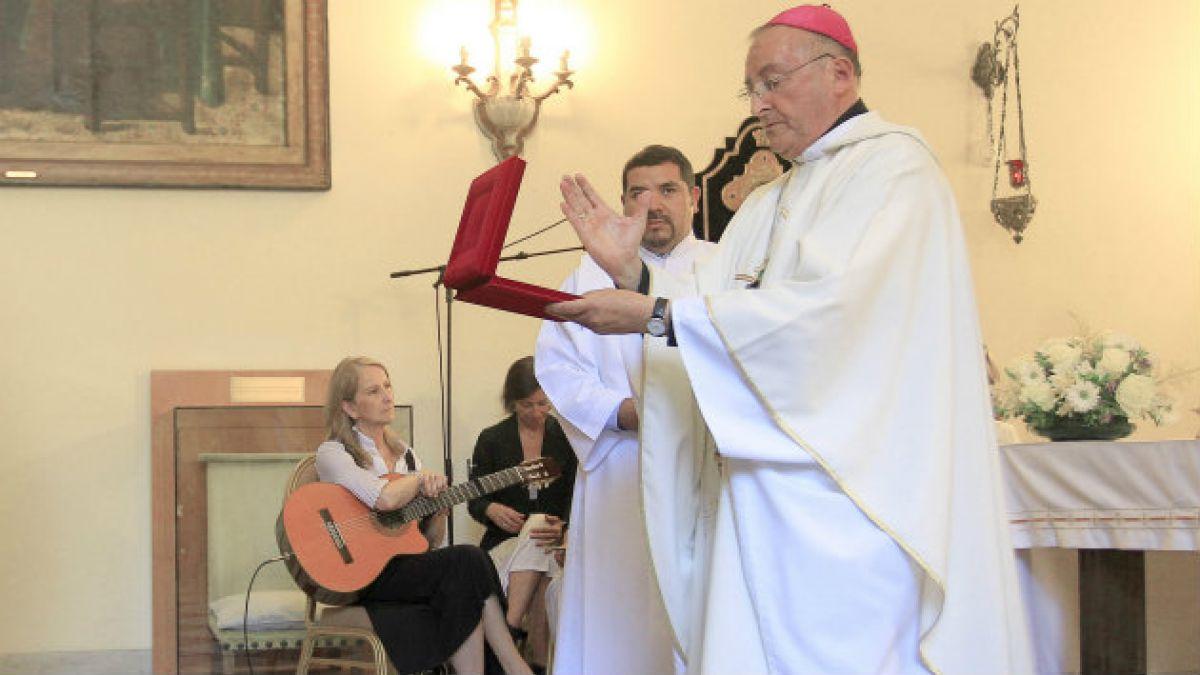 Iglesia concluye inocencia de obispo de San Felipe en investigación por abusos