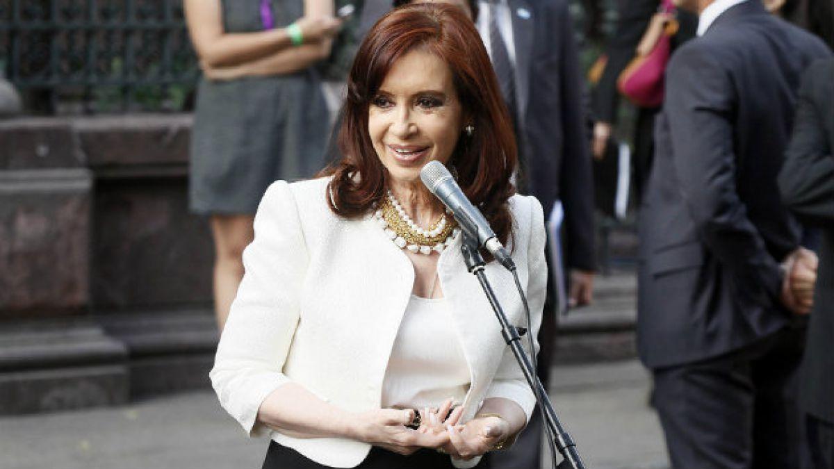 Los emplazamientos de Cristina Fernández al ex presidente Piñera