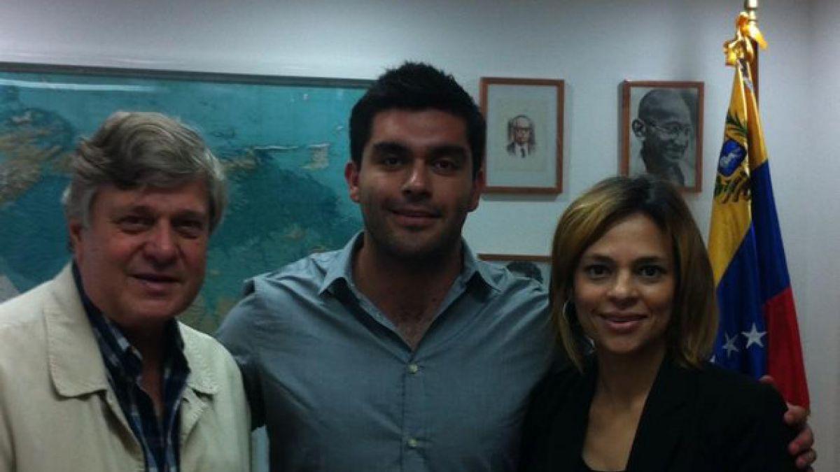 Felipe Cuevas es liberado en Venezuela y regresa a Santiago en las próximas horas