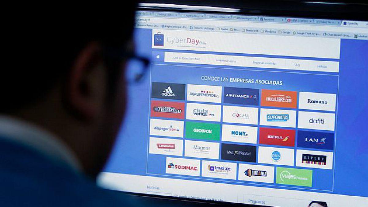 Compras superan los 20 millones de dólares — CyberDay