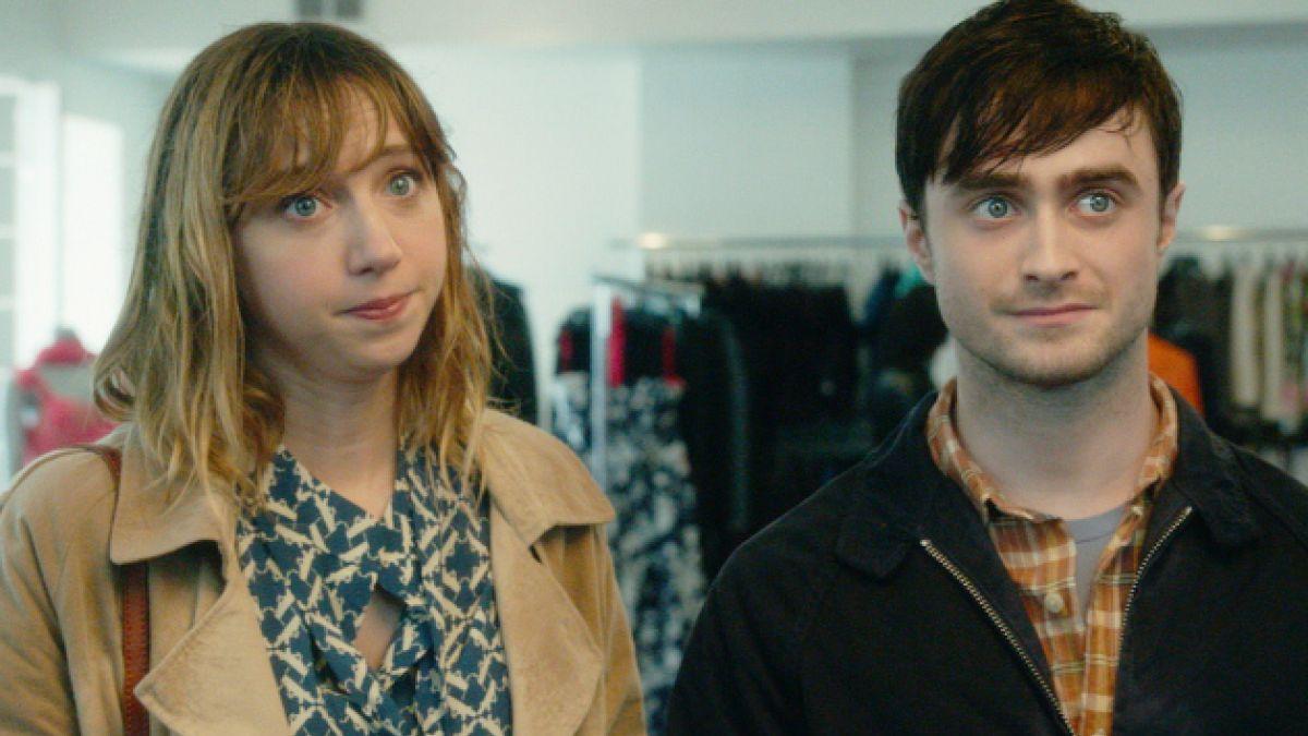 Sólo amigos, lo nuevo del ex Harry Potter que se estrenará pronto en Chile