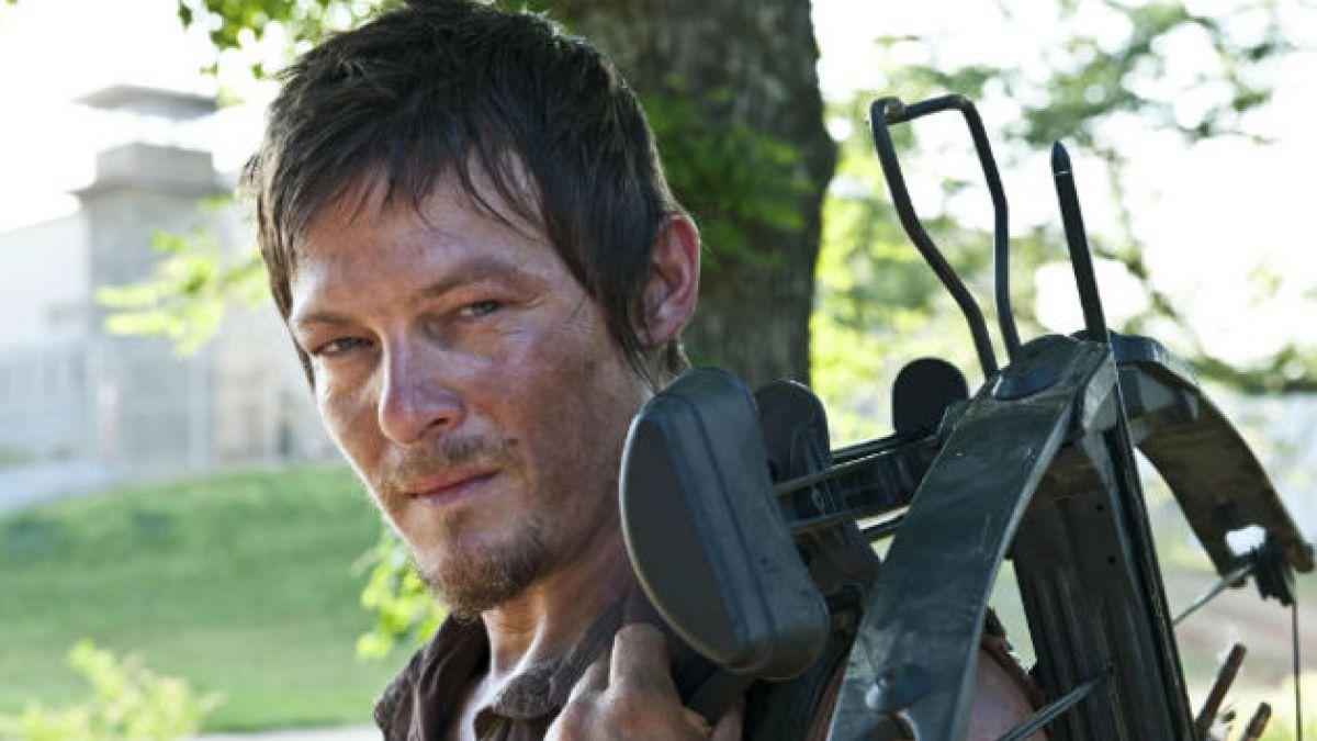 Actor de The Walking Dead sobre próxima temporada: Estos guiones son los mejores hasta ahora