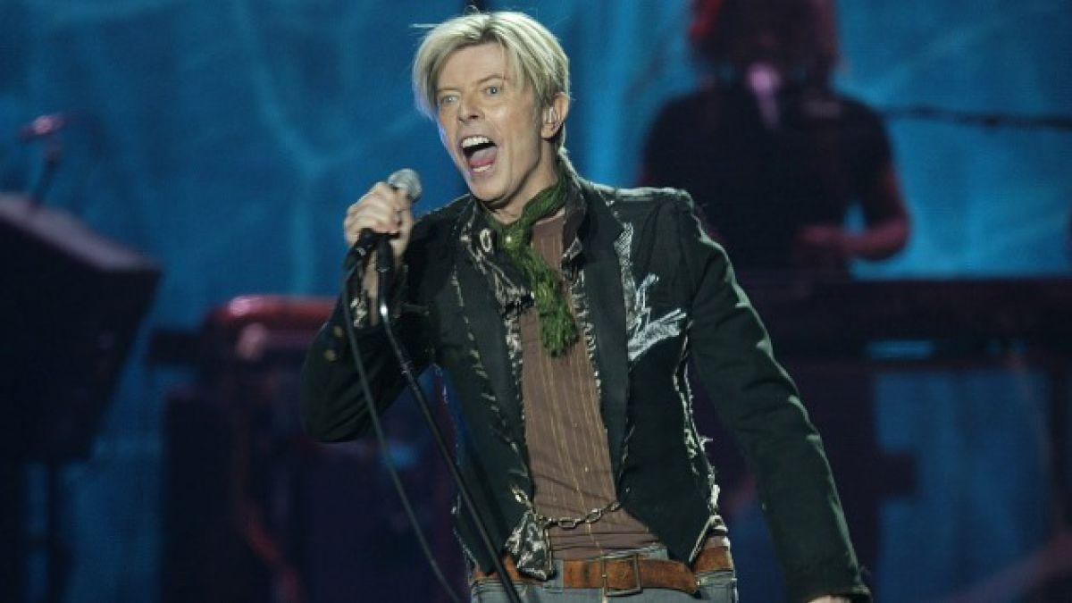 Revelan las portadas del nuevo álbum de David Bowie