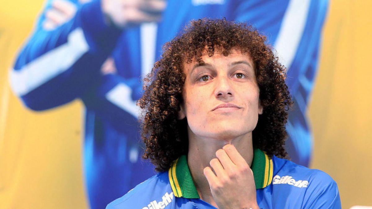David Luiz: los chilenos son pequeñitos, pero corren mucho