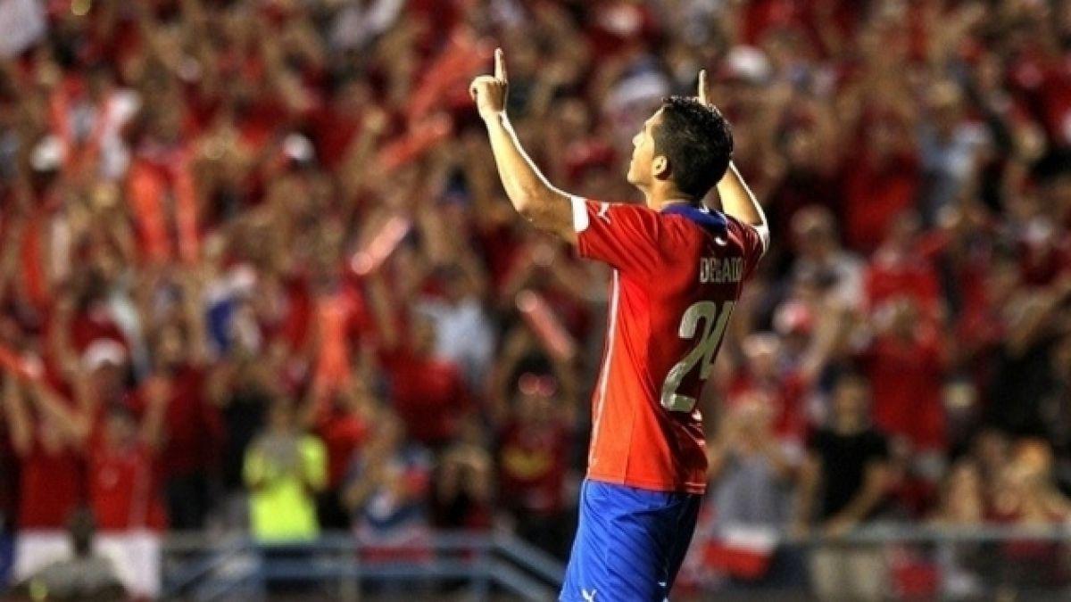Con debut goleador de Juan Delgado Chile derrota a Haití