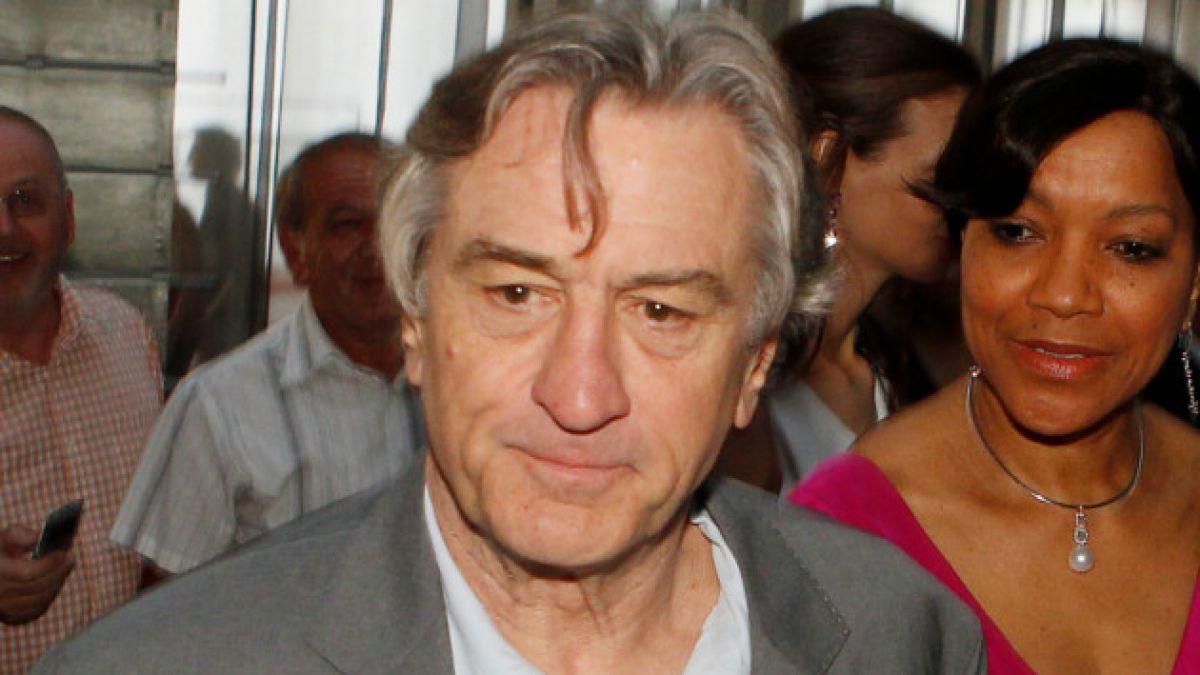 Robert De Niro declara en caso de violación