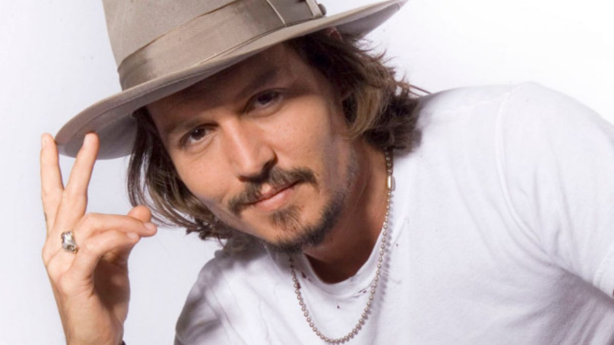 Las 41 caras de Johnny Depp