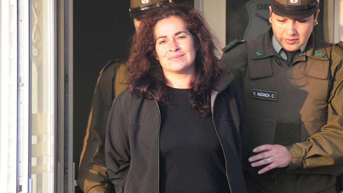 Mujer que descuartizó a pareja queda en prisión preventiva