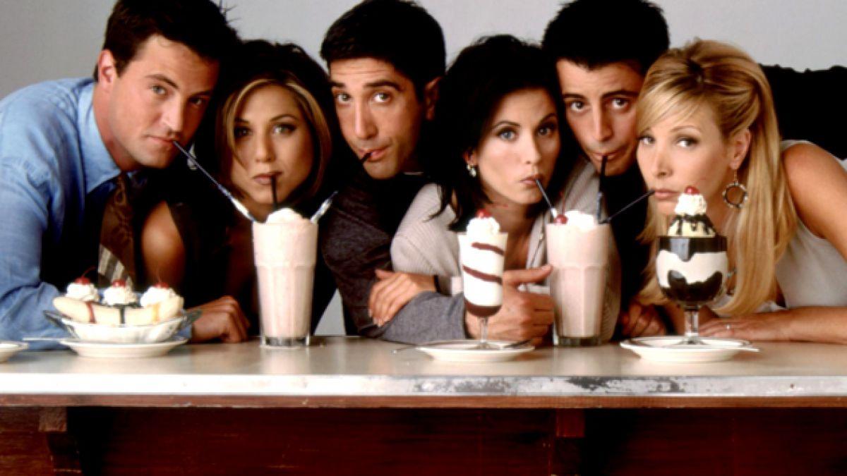 """[Fotos] Los protagonistas de """"Friends"""" a 10 años del fin de la serie"""