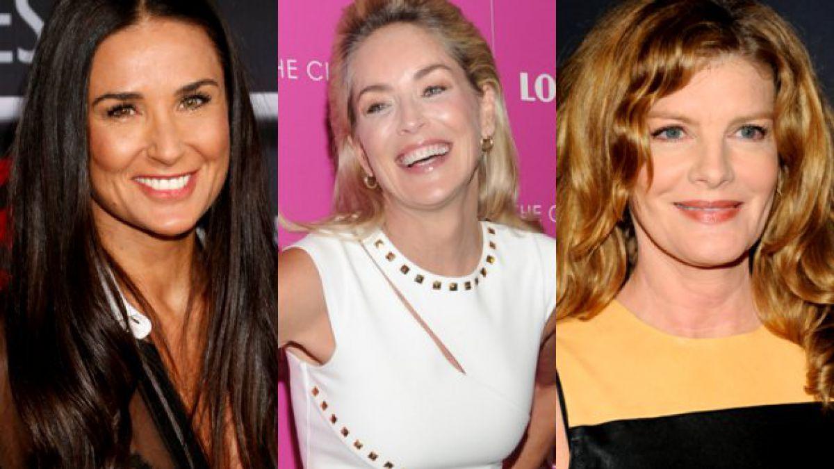 Bellas sin edad: Mujeres mayores de 50 años deslumbrantes