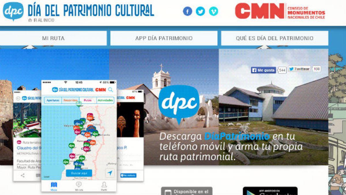 Día del Patrimonio Cultural: la app que sugiere cómo y qué recorrer este domingo