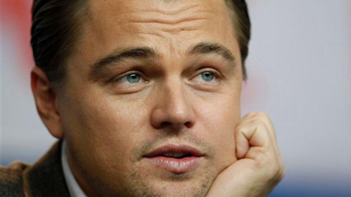 Leonardo DiCaprio se encuentra en Brasil para disfrutar del Mundial