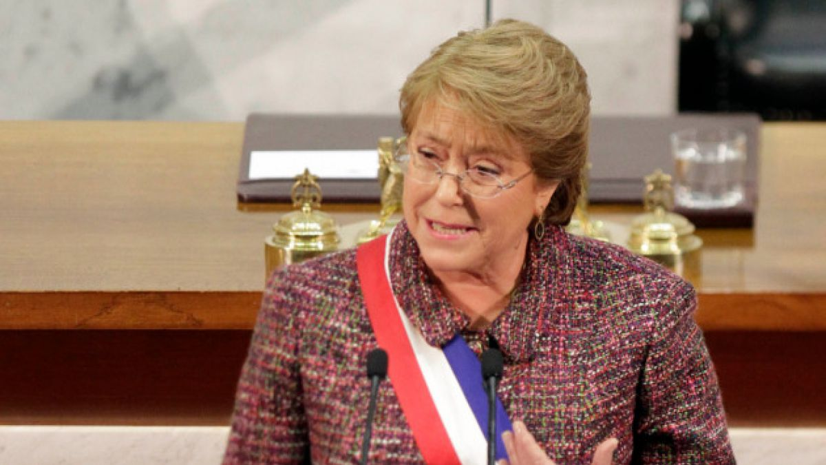 Los temas a los que Michelle Bachelet le dedicó más y menos tiempo