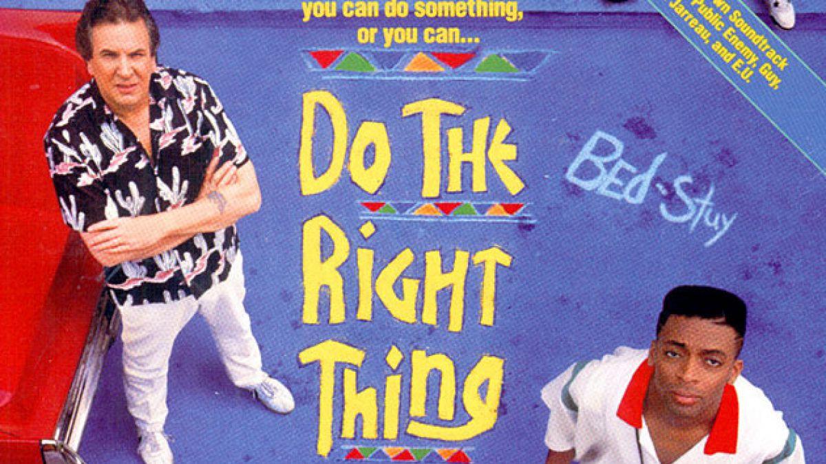 Siete cosas que probablemente no sabías de Do the Right Thing a 25 años de su estreno